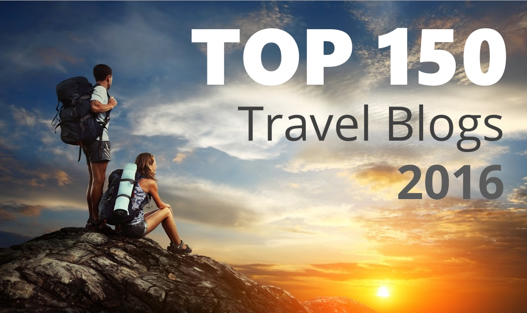 Top 150 Travel Blogs 2016 - The Start of Happiness